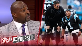 Panthers firing Ron Rivera should be good for Cam Newton - Marcellus | NFL | SPEAK FOR YOURSELF