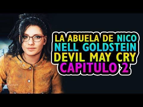 "Nell Goldstein - Novela ""Devil May Cry"" Capítulo 2 thumbnail"