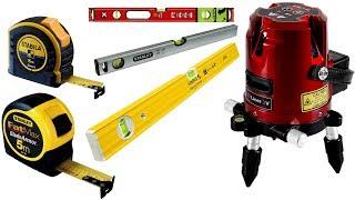 Мой измерительный инструмент | ADA, STABILA, KAPRO, Stanley, CMT.