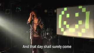 "Atsuya Akao ""Moonlight"" and ""Palace on Clouds"" (live on 29th Apr 2014)"