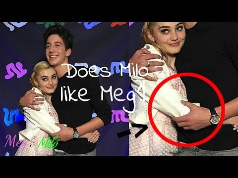 Does Milo Like Meg?! (Meg Donnelly & Milo Manheim) | Meg & Milo