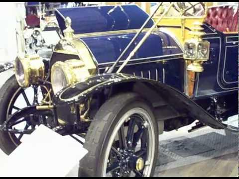 Antique Cars in Fairbanks, Alaska