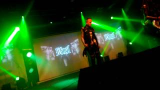 FreakAngel - Gods Blind Game - LIVE @ Resistanz Festival 2014