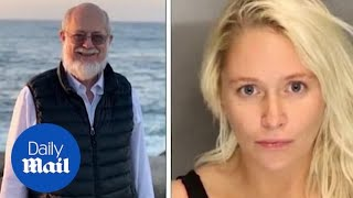 Playboy model charged with murdering 71-year-old psychiatrist