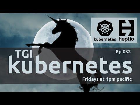 TGI Kubernetes 032: kubicorn and the cluster-api