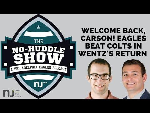 NFL Week 3: Eagles vs. Colts recap | Carson Wentz returns