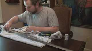 How to Clean a Sword