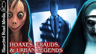 Hoaxes, Frauds, and Urban Legends! Live!