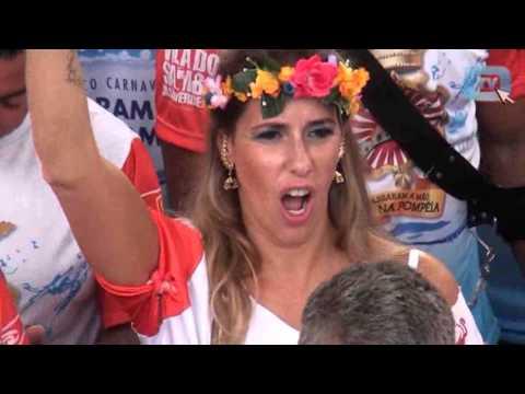 Carnaval 2015   Passaram a mão na pompeia