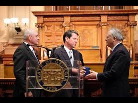 #1 of 2. Murder of Mary Turner; Editor Bailey; Gordon Mayor & Newly Elected Mayors;