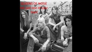 The Runaways-Queens of Noise (Album version- Joan Jett on lead vocals)