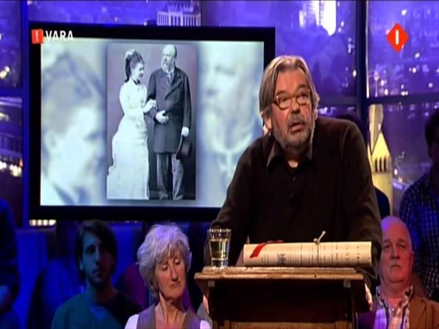 Maarten van Rossem bespreekt koning Willem III