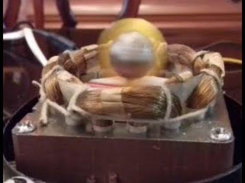 Nikola Tesla's egg of Columbus (Huevo de Tesla)  :)