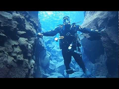 Iceland: A Land of Extremes - Part 1 - SCUBA Diving in Iceland - Silfra & Strytan