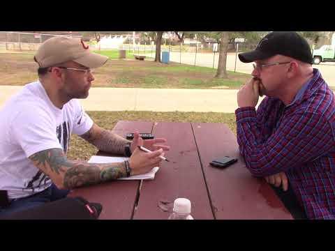 FORMER OFFICER JAMES FLEMING INTERVIEW PT 1