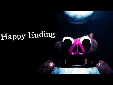 ESCAPING THE ANIMATRONIC FACILITY FOR GOOD.. || FNAF Porkchop's Adventure HAPPY ENDING