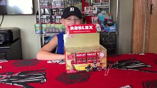 Roblox Series 2 Full Case Surprise Mystery Blind Boxes Video Game Figures | Blind Boxes And Bags