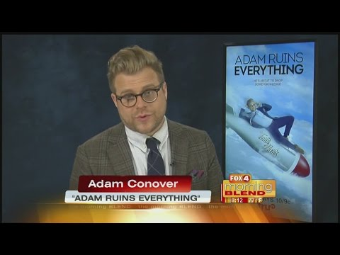 Adam Conover stars in 'Adam Ruins Everything' - YouTube