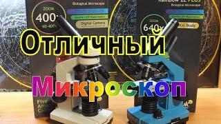 Лучший подарок ребенку! Микроскоп Levenhuk Rainbow 2L и 2L PLUS! Обзор школьных microscopes!(Лучший подарок ребенку! Микроскоп Levenhuk Rainbow 2L и 2L PLUS! Обзор школьных microscopes! Как заинтересовать ребенка?!..., 2016-03-21T17:33:58.000Z)
