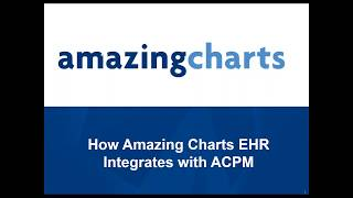 Video How Amazing Charts EHR Integrates with Amazing Charts Practice Management download MP3, 3GP, MP4, WEBM, AVI, FLV Juli 2018