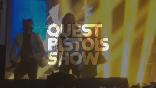 Выступление QUEST PISTOLS SHOW в Москве, клуб Soho Rooms(Выступление группы QUEST PISTOLS SHOW в московском клубе Soho Rooms 24/09/16 Quest Pistols Show @ Official Site http://www.questpistols.com/ ..., 2016-09-28T19:09:50.000Z)
