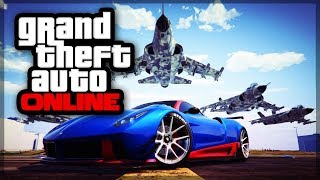 GTA 5 DRAG RACE! PRIZE $10 PSN Open Lobby *Roll Up* |Female Gamer| *700 Sub Grind *