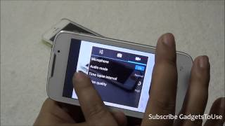 Lava 3G 402+ Camera Review with Photo and Video Sample