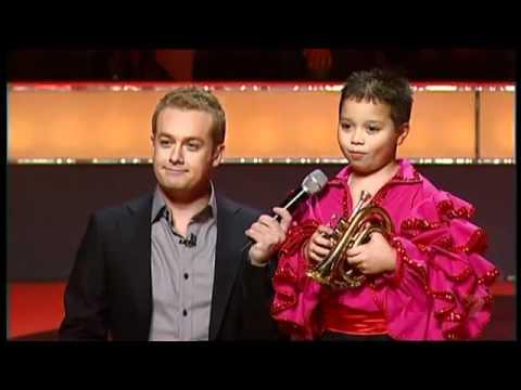 Little Bobby Harrison, Trumpet Player YouTube - YouTube