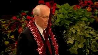 Celebration of Life  Gordon B Hinckley