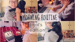 Video MORNING ROUTINE FINALS WEEK - NURSING SCHOOL download MP3, 3GP, MP4, WEBM, AVI, FLV November 2017