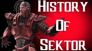 Download History Of Sektor Mortal Kombat X Mp3 and Videos