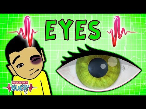 Operation Ouch - Incredible Eyes | Human Head