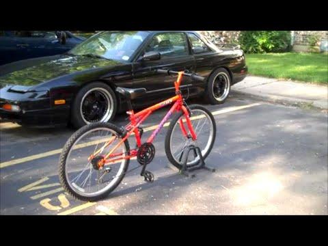 1992 Gt Outpost All Terra Mountain Bike Triple Triangle Youtube
