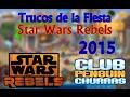 Trucos de la Fiesta Star Wars Rebels en Club Penguin 2015
