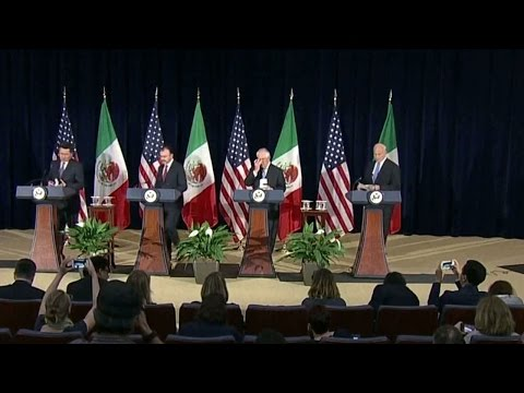 Mexico, Canada brace for renegotiation of NAFTA