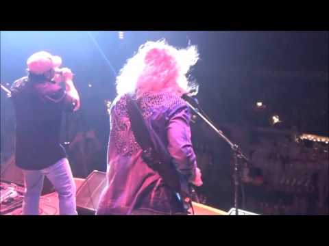 """SA LIGHTS"" (EnglishRock & SpanishRock & CountryRock Show) Freeman Coliseum 2016"
