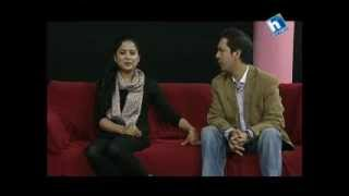 Jeevan Sathi with Ramkrishna Dhakal and Neelam Shah Dhakal -Himalaya TV