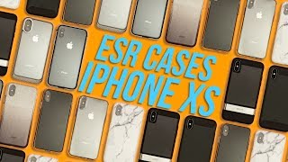 affordable-iphone-cases-esr-cases-for-iphone-xs-overview