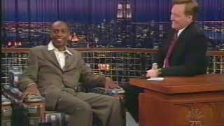 Dave Chappelle Interview - 4/17/2002