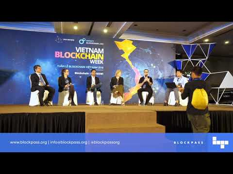 Insights into the disruptive powers of Blockchain and Regtech, Vietnam Blockchain Week, 2018
