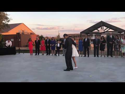 Gita and Michael's First Dance 5/5/2018