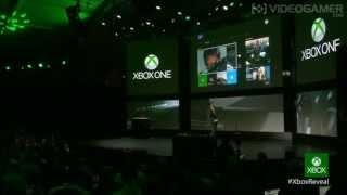 Xbox One 공개 발표 요약 [한글자막]