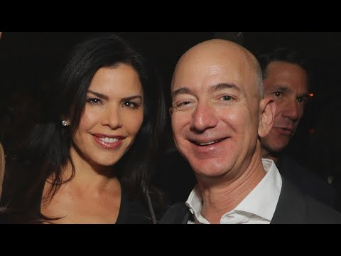 Where Has Jeff Bezos' Girlfriend Been?