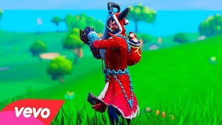 Fortnite Dances BUT They Are Remixed..! (KRAMPUS Skin)