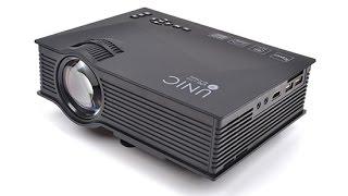 UNIC UC46 Mini Portable LED Projector