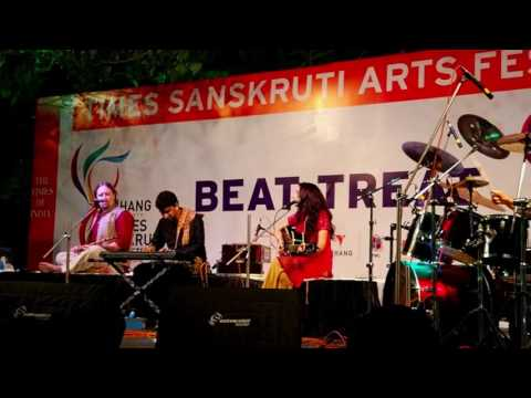 East meets West | Indo-Western fusion | Sanskruti Art Festival, Thane