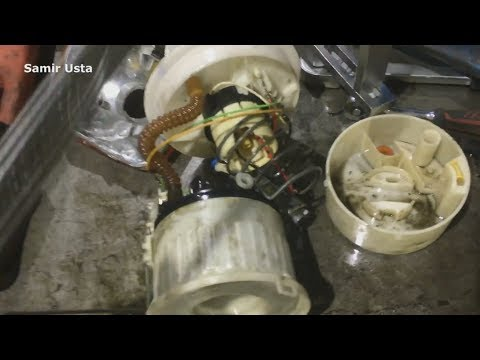 MAZDA 3 замена бензонасоса (топливного насоса) #SamirUsta #MegaStoAvto