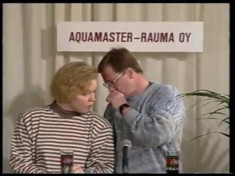 Firma-Visa II. Hollming Oy-Aquamaster Oy.  10.1.1991. Westmedia Oy. Rauma.