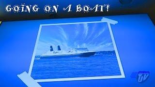 TJV - WE'RE GETTING ON A BOAT!! - #810