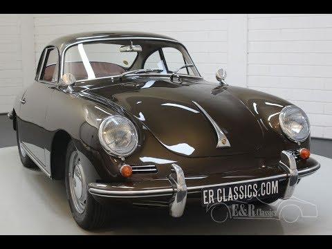 Porsche 356 C Coupé 1964 -VIDEO- www.ERclassics.com